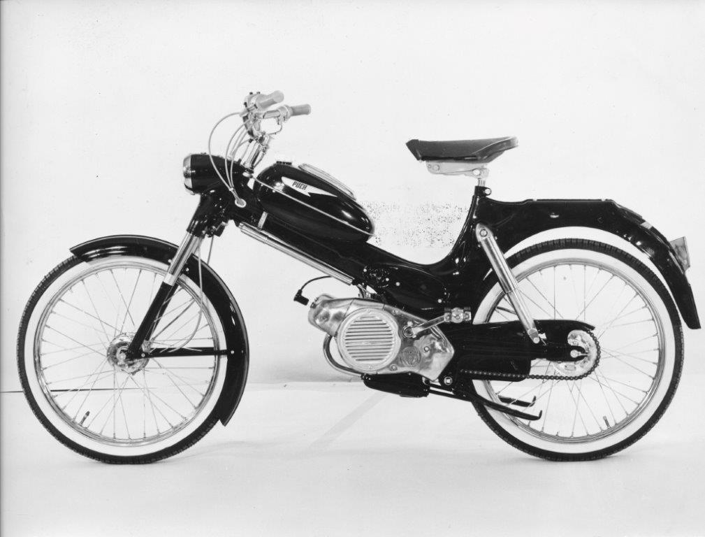 Das Puch Moped MS50<sup>©</sup>